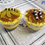 recette tiramisu aux abricots