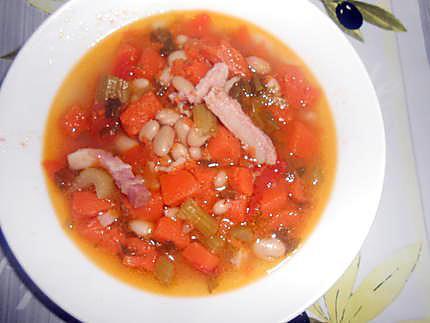 Soupe du sud a la courge butternut 430
