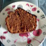 recette Cake Choco-Praline-Amande facile à réaliser