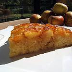 recette Renverse de pommes