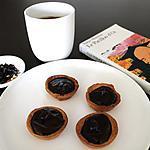 recette Tartelettes au chocolat et au thé Lady Grey