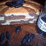 recette Marbré moelleux ChocoTonka