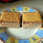 recette Petit beurre fourrés chantilly chocolat