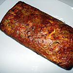 recette Cake aux deux jambons et aux olives