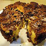 recette Gâteau sicilien aux pommes et pignons