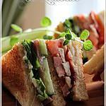 recette ~Club sandwich pour l'ado affamé~
