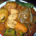 recette Lasbanne / Tikourbabine (boulettes de semoule)