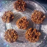 recette Biscuits aux flocons d'avoine - de Cocci-Cuisine