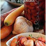 recette ~Carottes marinées~