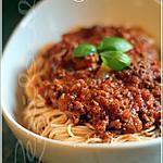 recette ~Sauce italienne de Jeanne~