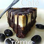 cheesecake : recette Cheesecake Café ~ Crème / Coffee Cream Cheesecake