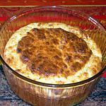 recette Soufflé au jambon