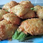 recette Biscuits salés au fromage