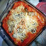recette Roulade de jambon/fromage champignon sauce aurore