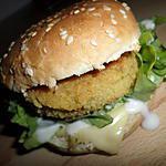 recette Burger fish