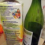 recette REMPLACER LES ALCOOLS EN CUISINE