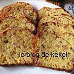 recette Cake aux yaourt et aux lardons