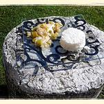 recette Filet de flétan et sa fondu de poireaux