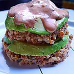 recette Salade composée ( anti gaspillage )