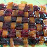 recette Boeuf carottes revisité facon laqué