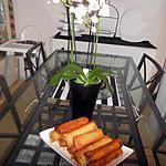 recette Bourek de pomme de terre jambon fromage
