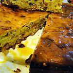 recette Gâteau turc abricots/pistaches/orange