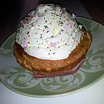 recette Cupcake géant