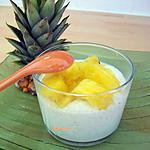 Tiakri à l'ananas