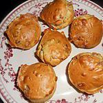 recette Petits moelleux aux lardons