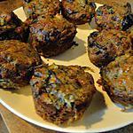 recette Muffins à la ratatouille