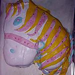 recette Gâteau cheval