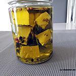 recette Feta marinée à l'huile d'olive