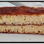 recette maxi pain au lait fourré coconut