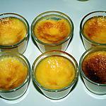 recette Petits pots de crème