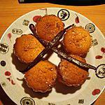 recette Canelés Bordelais pour un moule à 8 canelés