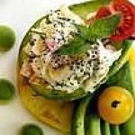 recette Avocats farcis au thon