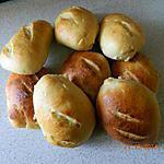 recette Petits pains au lait extra moelleux
