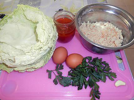 Boulettes de pain au chou 430