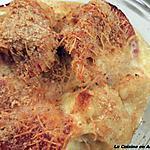 recette Chou fleur jambon de Jeanmerode