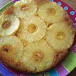 recette Gâteau moelleux à l'ananas