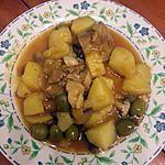 recette Ragoût de porc