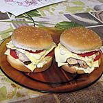 recette Poulet tikka /burger tikka