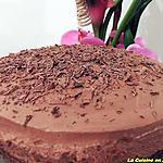 recette Gâteau mousse au chocolat et extraits de fève de tonka