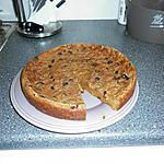 recette Pudding bruxellois au pain et au café