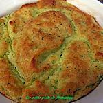 recette Soufflé de brocoli et pommes de terre