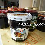 recette Confitures de myrtilles