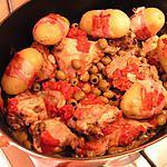 recette mijoté de lapin aux olives