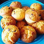 recette Muffins Vitaminés (Orange)