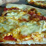 recette Pizza 3 fromages