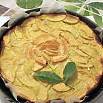 recette clafoutis aux pommes selon ma truffe et mille delices